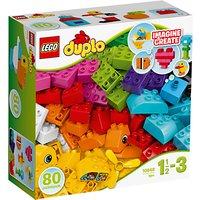 Image of LEGO DUPLO 10848 My First Bricks