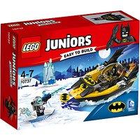 LEGO Juniors 10737 Batman Vs Mr Freeze