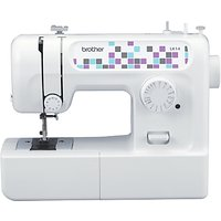 Brother LK14 Sewing Machine, White