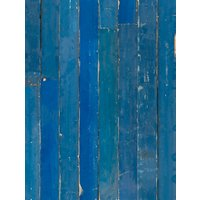 NLXL Blue Scrapwood Wallpaper, Blue, PHM-36