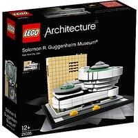 LEGO Architecture 21035 Solomon R Guggenheim Museum