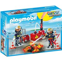 Playmobil City Firefighting Operation