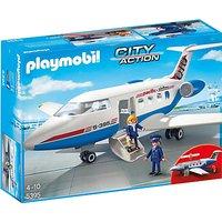 Playmobil City Airport Passenger Plane