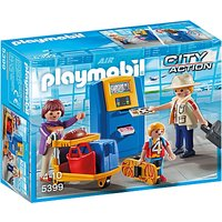 Playmobil City Action Airport Family