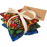 House of Alistair Liberty Print Lavender Pillows, Pack of 3