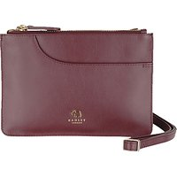 Radley Pockets Leather Small Across Body Bag