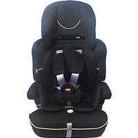 John Lewis Group 1/2/3 Car Seat, Black
