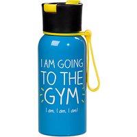 Happy Jackson Going Gym Water Bottle