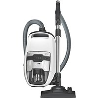 Miele Blizzard CX1 Comfort Excellence Cylinder Vacuum Cleaner, Lotus White