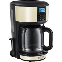 Russell Hobbs Legacy Filter Coffee Maker, Cream