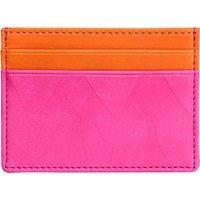 Caroline Gardner Hearts Card Holder, Pink