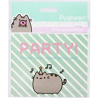 Pusheen Party Invitations, Pack of 8