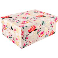 Sara Miller Floral Gift Box, Large