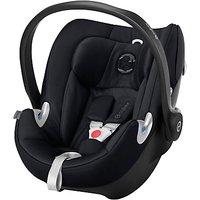 Cybex Aton Q Group 0+ Baby Car Seat, Stardust Black