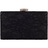 Chesca Floral Lace Clutch Bag
