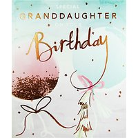 Cardmix Special Granddaughter Birthday Card