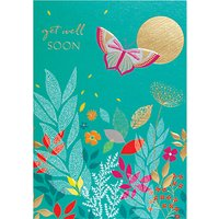 Sara Miller Get Well Soon Greeting Card