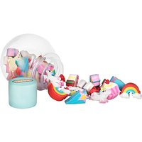 NPW Unicorn Mini Erasers