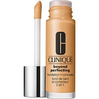 Clinique Beyond Perfecting 2-in-1 Foundation and Concealer