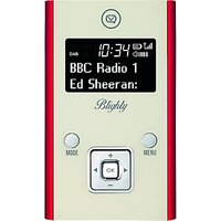 VQ Blighty DAB/DAB+/FM Personal Stereo Radio