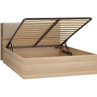 House by John Lewis Super Storage Bed Frame, FSC-Certified, King Size