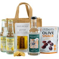 John Lewis Ultimate Gin And Tonic Hamper
