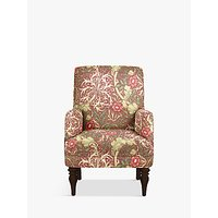 John Lewis Sterling Armchair, Dark Leg