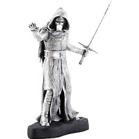Royal Selangor Star Wars Kylo Ren Figurine, Limited Edition