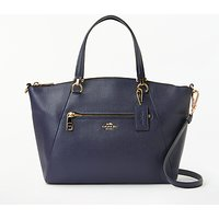 Coach Prairie Leather Satchel