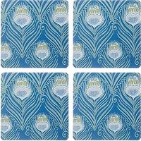 Liberty Fabrics & John Lewis Caesar Reversible Coaster, Set of 4