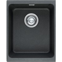 Franke Kubus KBG 110 34 Single Bowl Undermounted Kitchen Sink, Fragranite