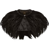 Phase Eight Collection 8 Natalia Feather Cape