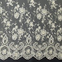 Carrington Fabrics Sienna Bridal Lace Fabric