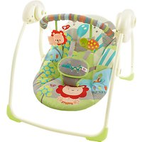 Bright Starts Up Up and Away Baby Portable Swing