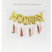 Susan O'hanlon Congratulations Card