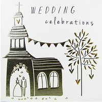 Belly Button Designs Wedding Celebrations Greeting Card