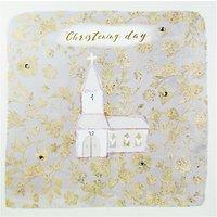 Hammond Gower Christening Greeting Card