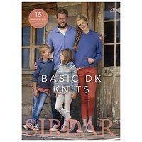 Sirdar Basic DK Knits Knitting Booklet, 511