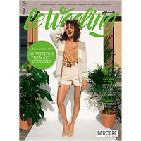 Bergere De France Wooling Issue 4 Maxi Magazine