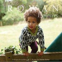 Rowan Little Rowan Explorers Magazine