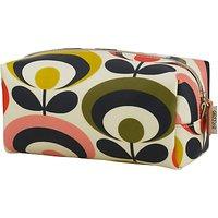 Orla Kiely Seventies Flower Large Cosmetic Bag