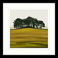 Jacky Al-Samarraie - Couper Angus Fife Framed Print, 54 x 54cm