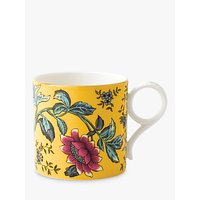 Wedgwood Wonderlust Tonquin Large Mug, Yellow, 270ml