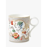 Wedgwood Wonderlust Rococo Flowers Small Mug, Multi, 250ml