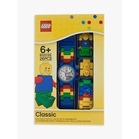 LEGO Classic Buildable Watch
