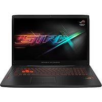 ASUS ROG GL702 Laptop, Intel Core i7, 24GB RAM, 1TB HDD + 256GB SSD,17.3 Full HD, Black