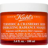 Kiehls Turmeric & Cranberry Seed Energising Radiance Masque, 100ml