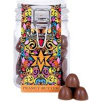 Montezuma's Milk Chocolate & Peanut Butter Truffle Jar, 700g