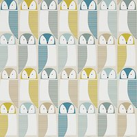 Scion Barney Owl Wallpaper