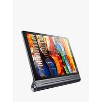Lenovo Yoga TAB3 Pro Tablet, Android, Wi-Fi, 10 QHD, 4GB RAM, 64GB Hard Drive, Puma Black